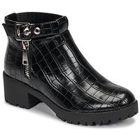 Topánky Ženy Polokozačky Moony Mood NIETTE Čierna