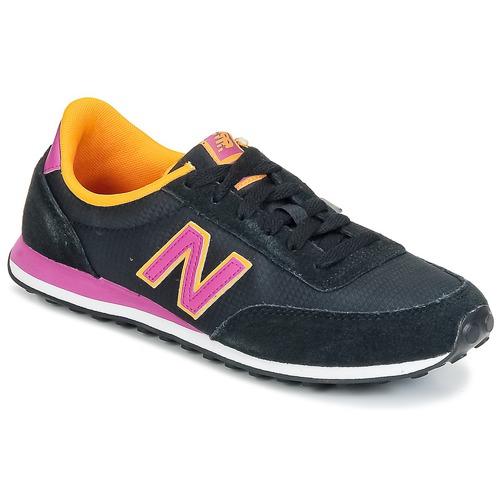 Topánky Ženy Nízke tenisky New Balance WL410 Čierna