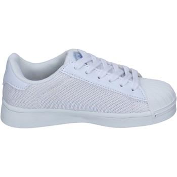 Topánky Chlapci Módne tenisky Beverly Hills Polo Club sneakers tessuto Bianco
