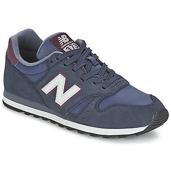 Topánky Nízke tenisky New Balance ML373 Námornícka modrá / červená