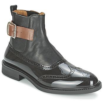 Topánky Muži Polokozačky Vivienne Westwood BROGUE BOOT čierna