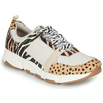 Topánky Ženy Nízke tenisky Gioseppo CREAZZO Leopard