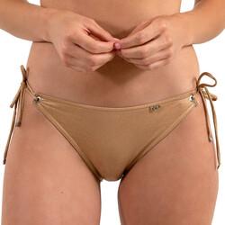 Oblečenie Ženy Plavky kombinovateľné LPB Woman 005BAS / METAL ROSE Béžová