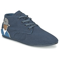 Topánky Ženy Nízke tenisky Eleven Paris BASTEE Námornícka modrá