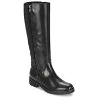 Topánky Ženy Čižmy do mesta Tosca Blu ABELLINUM čierna