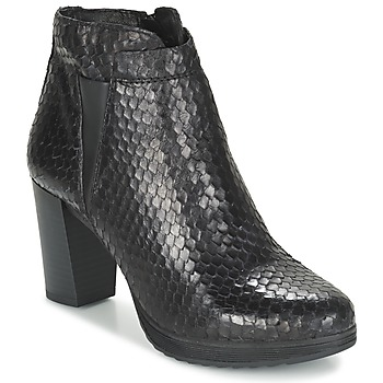 Topánky Ženy Čižmičky Mjus GRACANICA čierna