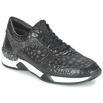 Topánky Ženy Nízke tenisky Mjus KRUPA čierna