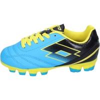 Topánky Chlapci Futbalové kopačky Lotto Tenisky BM774 Modrá