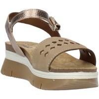 Topánky Ženy Sandále Imac 509190 Beige