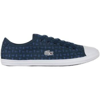 Topánky Ženy Nízke tenisky Lacoste Ziane Sneaker 116 2 Spw Tmavomodrá