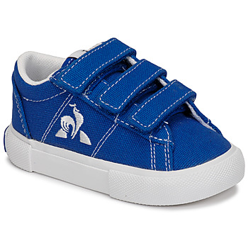 Topánky Deti Nízke tenisky Le Coq Sportif VERDON PLUS Modrá