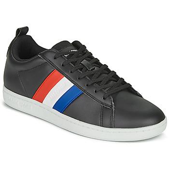 Topánky Nízke tenisky Le Coq Sportif COURTCLASSIC FLAG Čierna