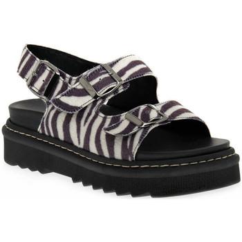 Topánky Ženy Sandále Sono Italiana SANDALO Nero