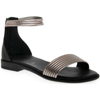 Topánky Ženy Sandále Sono Italiana CRAST NERO Nero