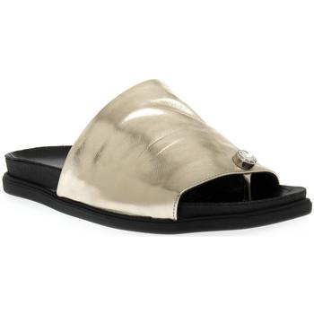 Topánky Ženy Šľapky Sono Italiana LAMINATO PLATINO Grigio