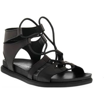 Topánky Ženy Sandále Sono Italiana TERRY NERO Nero