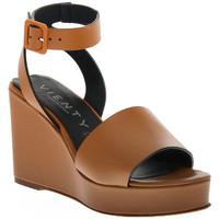 Topánky Ženy Sandále Vienty CUERO NOX Marrone