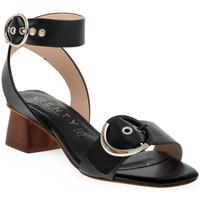 Topánky Ženy Sandále Vienty JIMENA Nero