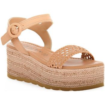 Topánky Ženy Sandále Vienty KEA ALAGUITA Nero