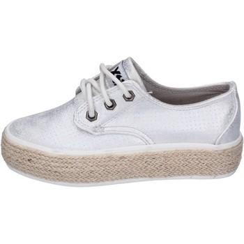 Topánky Dievčatá Nízke tenisky Xti BM817 Striebro