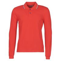 Oblečenie Muži Polokošele s dlhým rukávom Casual Attitude NILE Červená