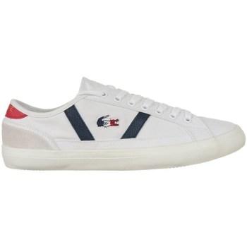 Topánky Muži Nízke tenisky Lacoste Sideline Biela