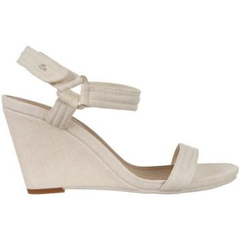 Topánky Ženy Sandále Lacoste Karoly 3 Béžová