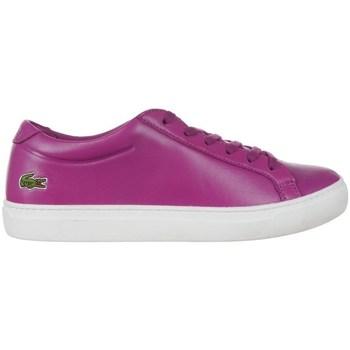 Topánky Ženy Nízke tenisky Lacoste 733CAW1000R56 Fialová
