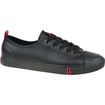 Topánky Ženy Nízke tenisky Big Star GG274007 Čierna