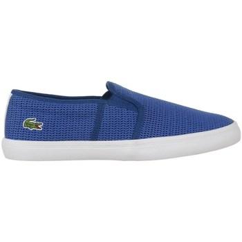 Topánky Ženy Nízke tenisky Lacoste Gazon 217 2 Caw Modrá