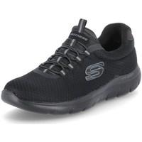 Topánky Muži Nízke tenisky Skechers Summits Čierna
