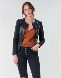 Oblečenie Ženy Saká a blejzre Moony Mood NAMOUR Čierna