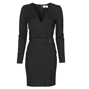 Oblečenie Ženy Krátke šaty Moony Mood NAMITIE Čierna
