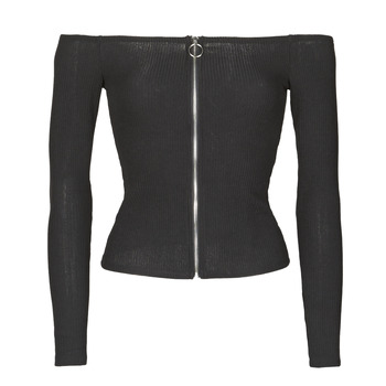 Oblečenie Ženy Blúzky Moony Mood NOAM Čierna