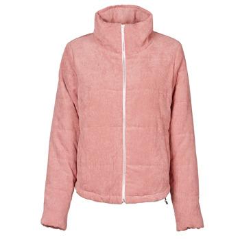Oblečenie Ženy Vyteplené bundy Moony Mood NOCHO Ružová