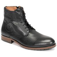 Topánky Muži Polokozačky Kost DROME Čierna