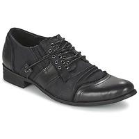 Topánky Muži Derbie Kdopa CLYDE čierna