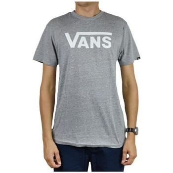 Oblečenie Muži Tričká s krátkym rukávom Vans Classic Heather Athletic Tee Sivá