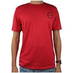 Oblečenie Muži Tričká s krátkym rukávom Nike Dry Elite Bball Tee Červená