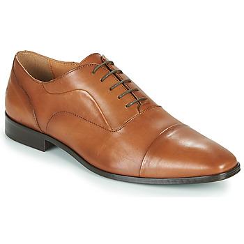 Topánky Muži Richelieu Carlington NIMIO Ťavia hnedá