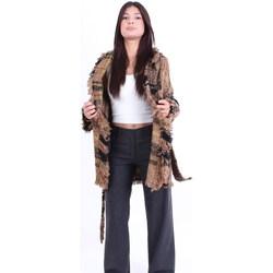 Oblečenie Ženy Kabáty Blumarine 40444 Red