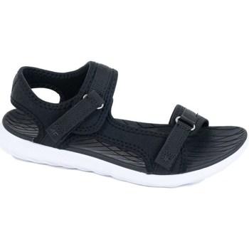 Topánky Ženy Športové sandále 4F H4L20 SAD001 Czarny Čierna