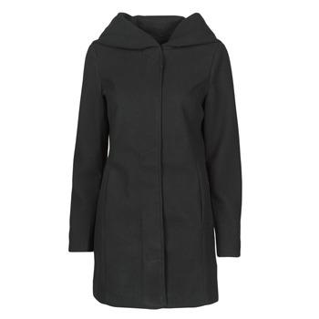 Oblečenie Ženy Kabáty Vero Moda VMDAFNEDORA Čierna