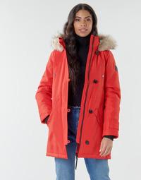 Oblečenie Ženy Parky Vero Moda VMEXPEDITION Červená