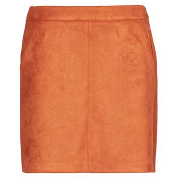 Oblečenie Ženy Sukňa Vero Moda VMDONNADINA Oranžová