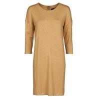 Oblečenie Ženy Krátke šaty Vero Moda VMGLORY Ťavia hnedá
