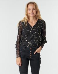 Oblečenie Ženy Blúzky Vero Moda VMFEANA Čierna