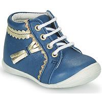 Topánky Dievčatá Členkové tenisky GBB ACINTA Modrá