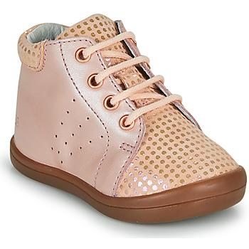 Topánky Dievčatá Členkové tenisky GBB NAHIA Ružová