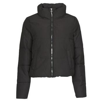 Oblečenie Ženy Vyteplené bundy Only ONLDOLLY Čierna